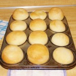 Cooking Rolls with a Heating Pad
