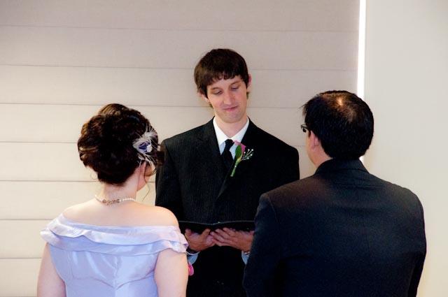 Top Girl's Wedding - Cowboy Minister