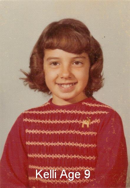 Kelli - age 9