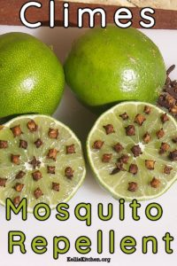 CLIMES – MOSQUITO REPELLENT