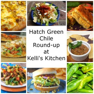 Hatch Green Chile Round-up