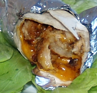 Tailgating - BBQ Burritos