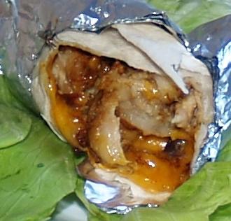 Tailgating - BBQ Burritos