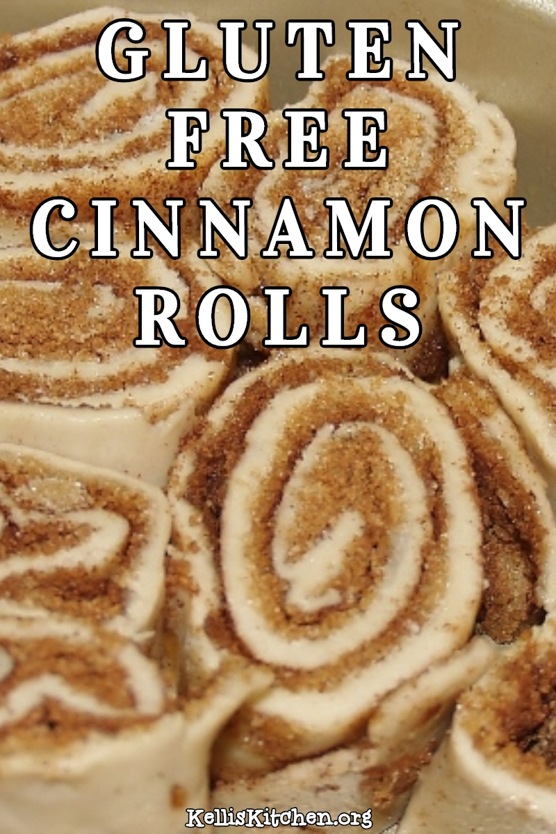 GLUTEN FREE CINNAMON ROLLS via @KitchenKelli