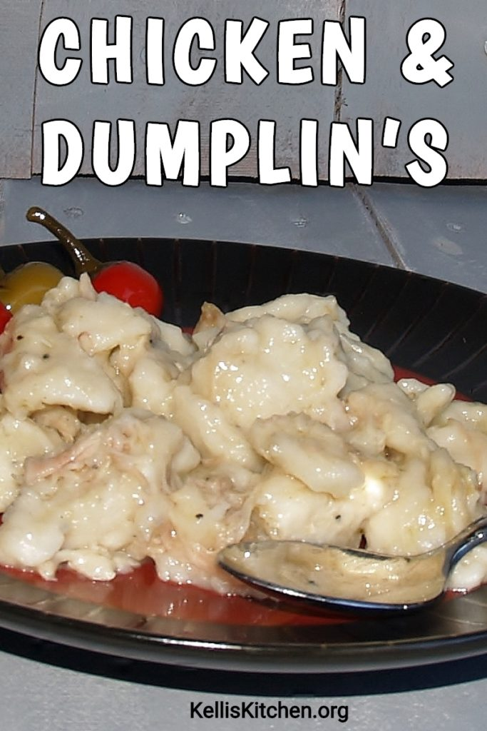 CHICKEN AND DUMPLIN'S