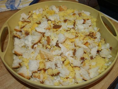 Nana's Chicken and Dressing/Kelli's Retro Kitchen Arts