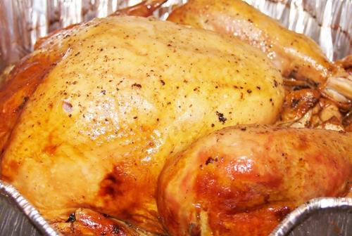 Dr. Pepper Turkey