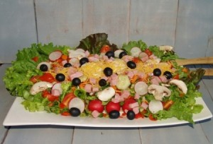 The Festivus Big Salad