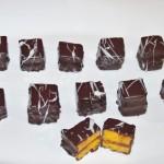 Orange Dark Chocolate Petit Fours