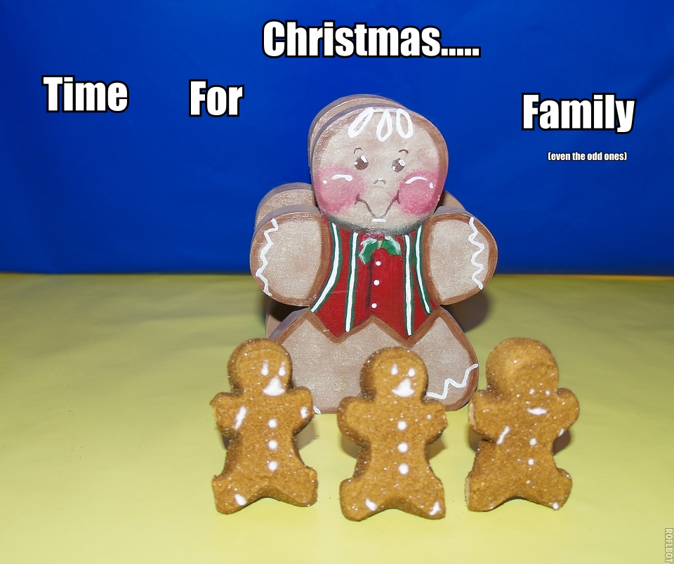 Christmas Peeps/Kelli's Kitchen