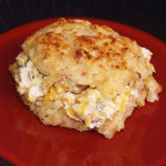 Nana's Pimento Cheese and Ham Biscuits