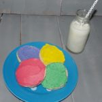 Thick and Soft Sugar Cookies with Icing