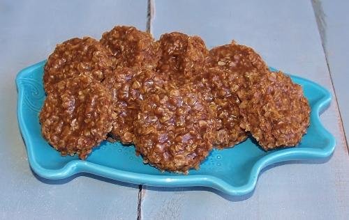 Super Secret No Bake Cookies - Kelli's Kitchen