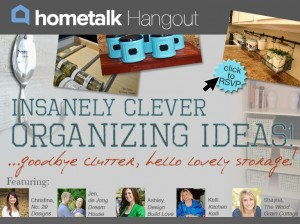 hangout Clever Organizing-blog0701