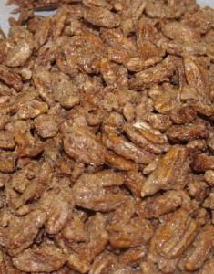 Cinnamon Sugar Pecans - Kellis Kitchen