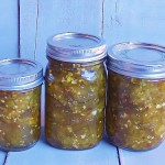 How is your canning holding out?