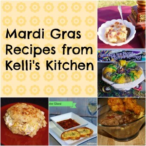 Mardi Gras Recipe Round-Up