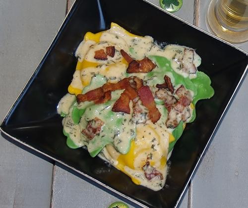 Bacon & Beer Alfredo Sauce – Kellis Kitchen