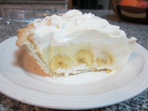Banana Cream Pie - Food Lust People Love