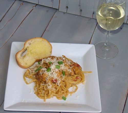 Cajun Chicken Alfredo Pasta – Kellis Kitchen