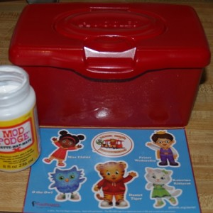 Plastic Wipes Container to Toddler's Crayon Box – Kellis Kitchen