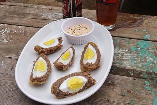 Scotch Eggs - Kellis Kitchen