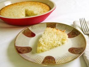 Self-Crust-Coconut-Pie from Magnolia Days