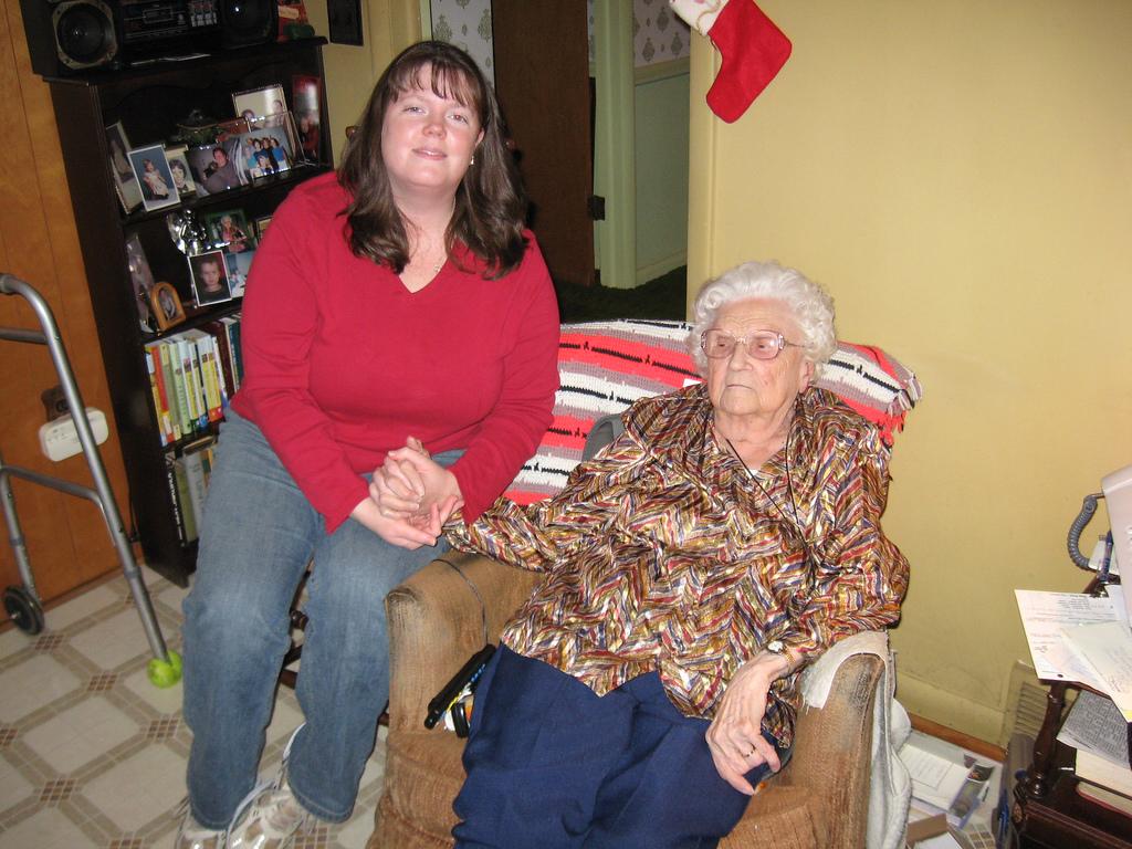Butterscotch Pie Carrie and Grandma P
