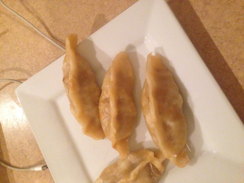 Potstickers by Thalia