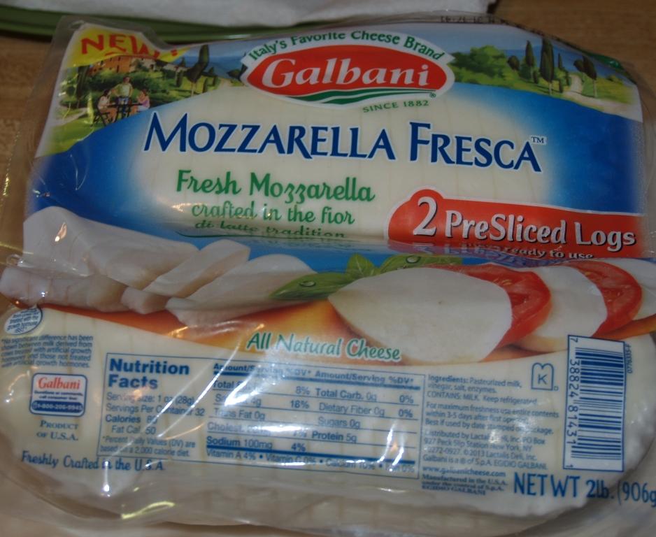 Bacon & Buffalo Mozzarella Pizza #baconmonth – Kellis Kitchen