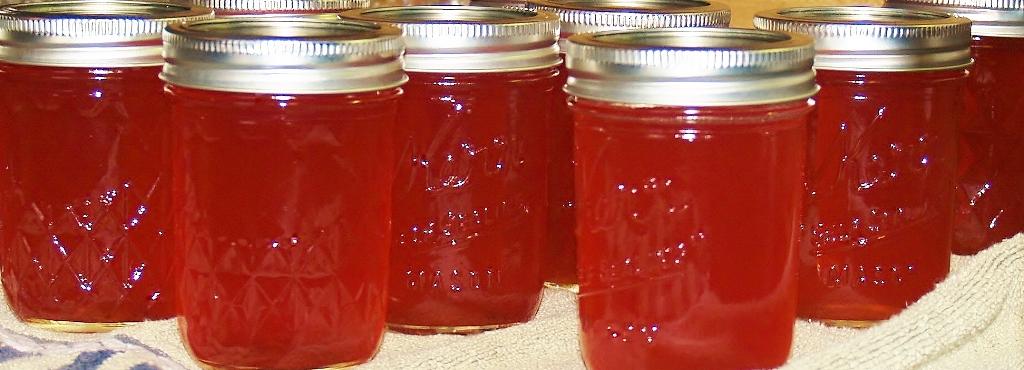 Peach Jelly - Kellis Kitchen
