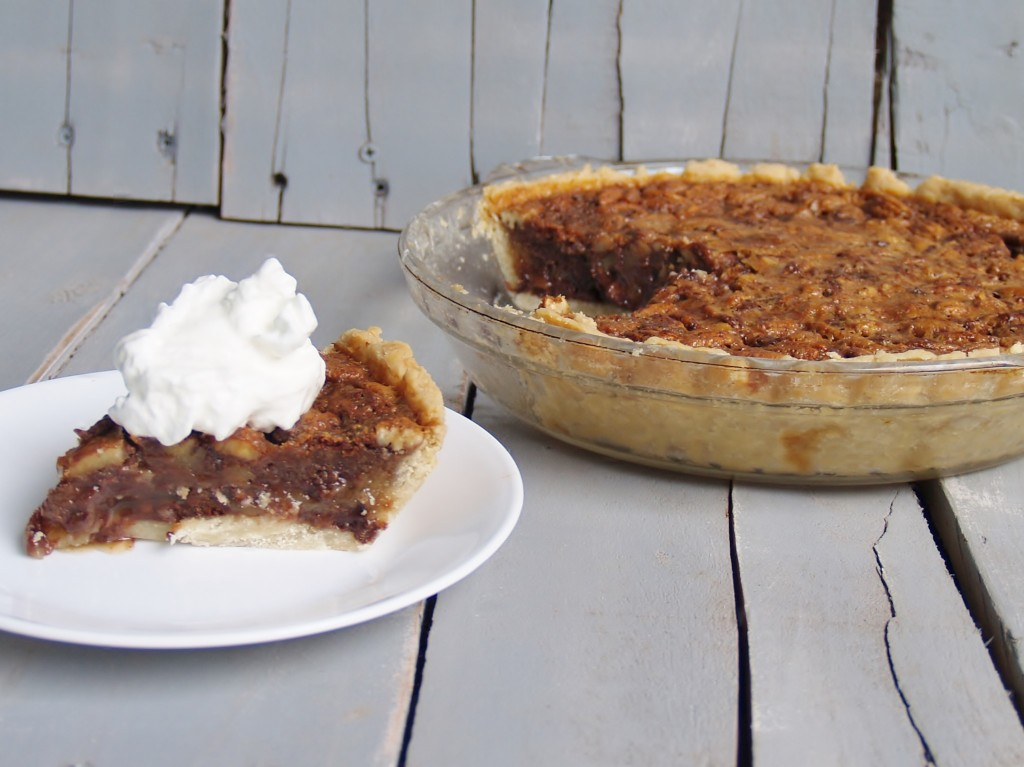 Chocolate Bourbon Pecan Pie – Kellis Kitchen
