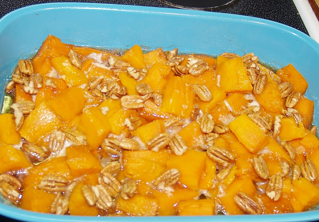 Nana's Candied Sweet Potatoes – Kellis Kitchen