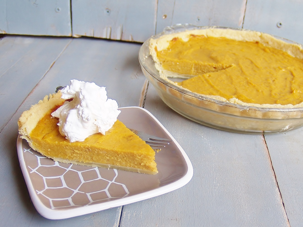 Sweet Potato Pie | Kelli's Kitchen
