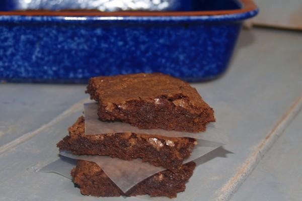 Miss Maudene's Brownies with Honey Icing – Kellis Kitchen