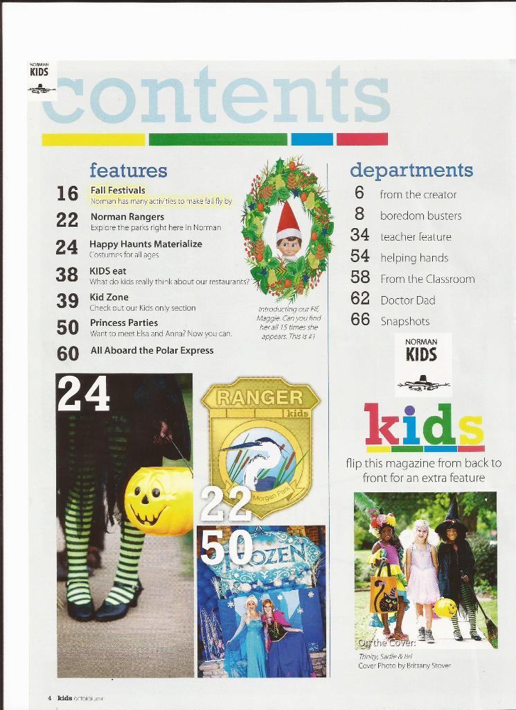 Kids Mag 1