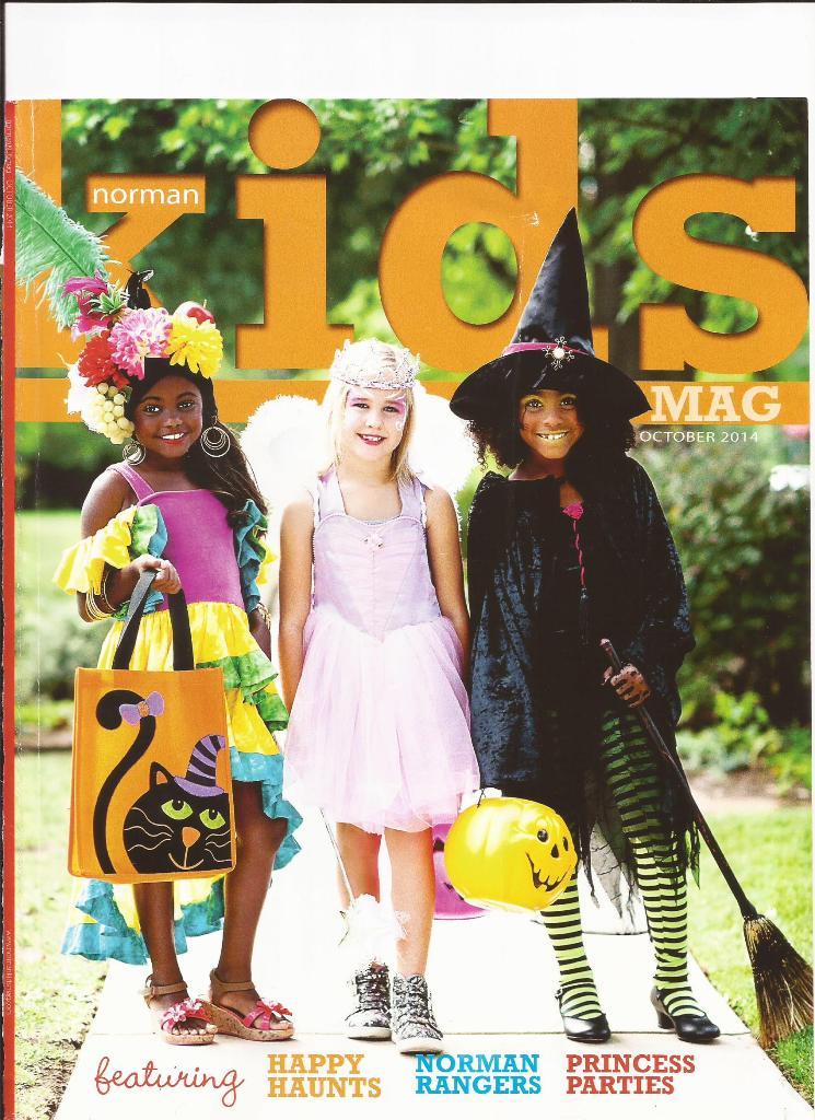 Kids Mag 8