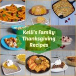 Kelli's Family Thanksgiving Recipes
