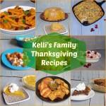 Kelli's Family Thanksgiving Recipes