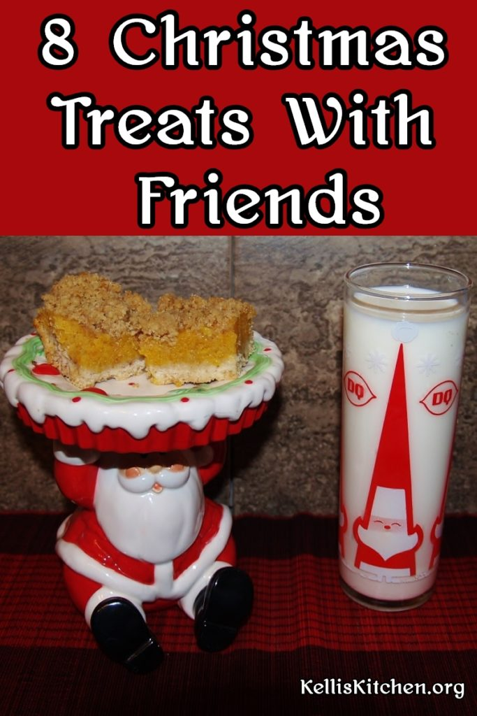 8 Christmas Treats With Friends
