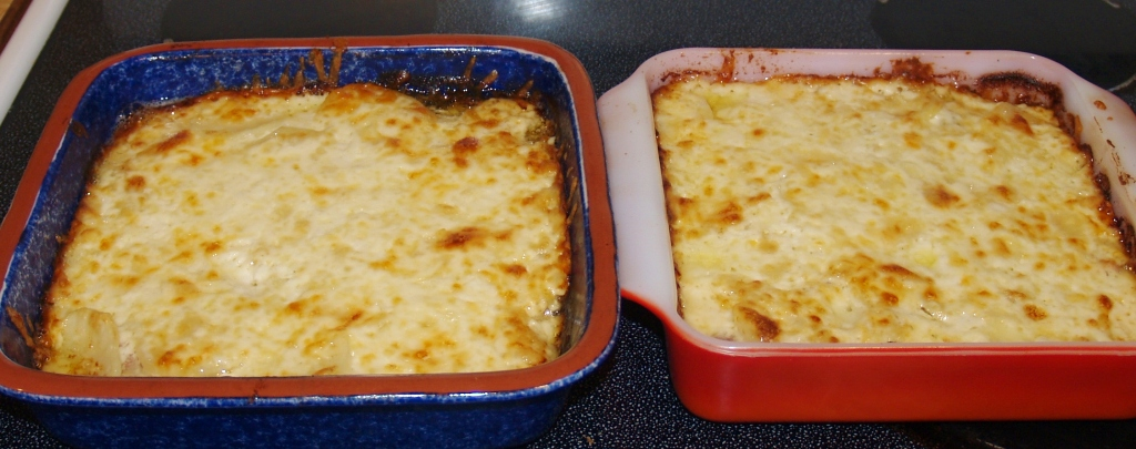 Ham and Scalloped Potatoes – Kellis Kitchen