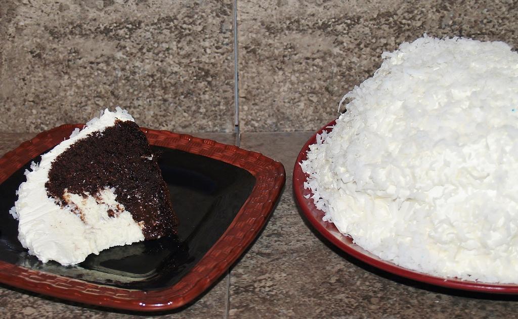 Snowball Cake – Kellis Kitchen
