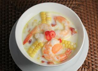 Two Corn Soups