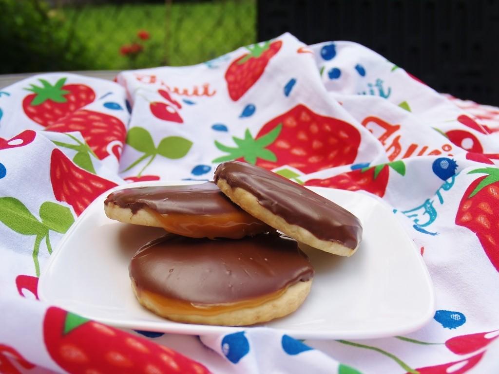 Twix Cookie #Cookieofthemonth – Kellis Kitchen