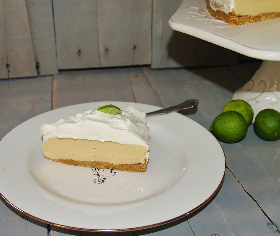 Easy Key Lime Pie – Kellis Kitchen