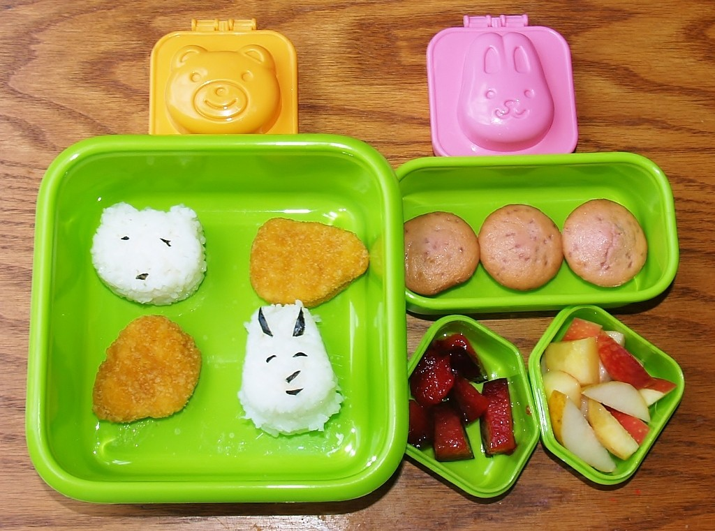 Bento Box for Rocket – Kellis Kitchen