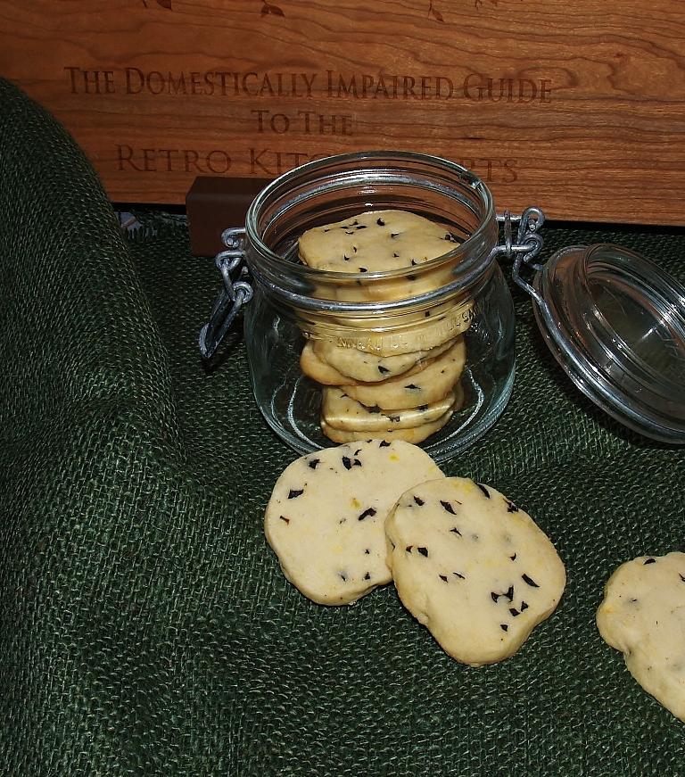 Olive Sables for #cookieofthemonth – Kellis Kitchen