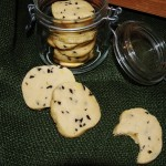 Olive Sables for #cookieofthemonth