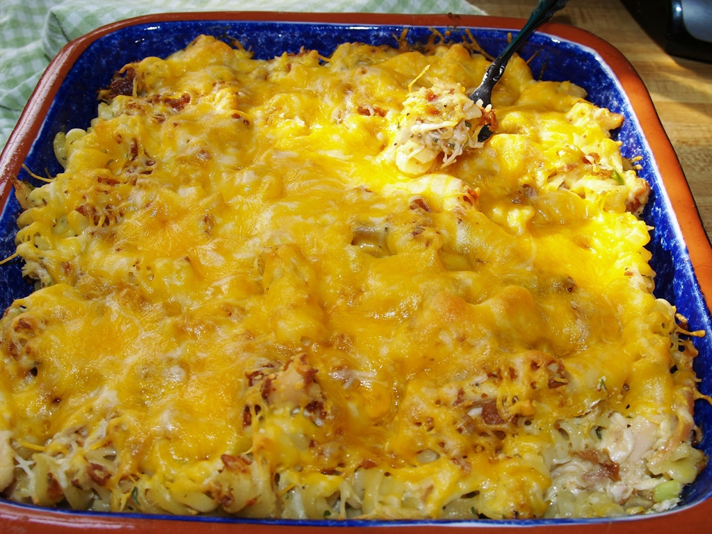 rotisserie chicken casserole kellis kitchen