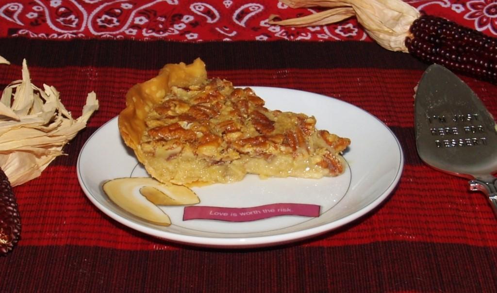 Lemon Pecan Pie – Kellis Kitchen